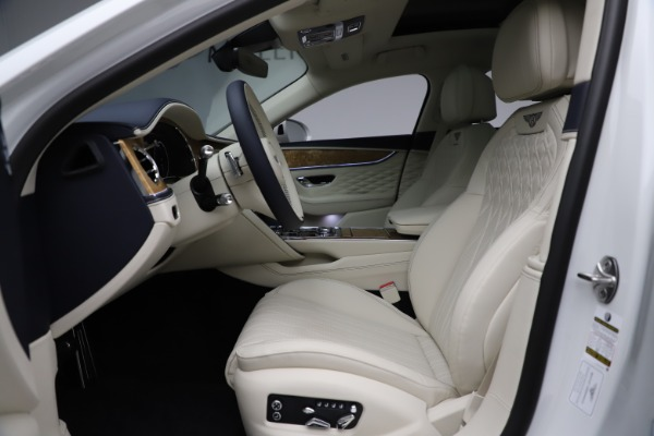 New 2021 Bentley Flying Spur W12 First Edition for sale Call for price at Bentley Greenwich in Greenwich CT 06830 19