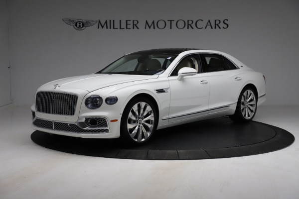 New 2021 Bentley Flying Spur W12 First Edition for sale Call for price at Bentley Greenwich in Greenwich CT 06830 2