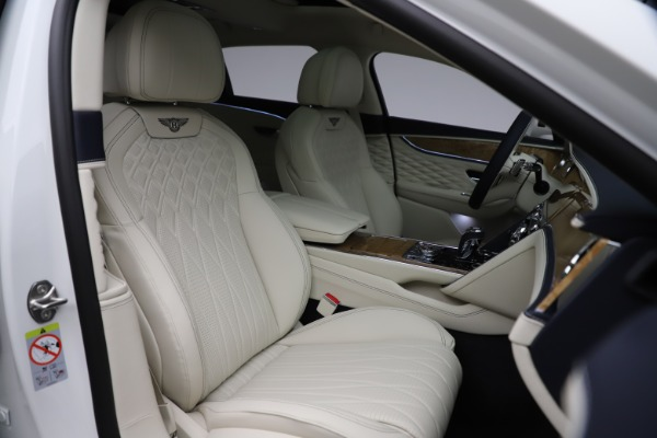 New 2021 Bentley Flying Spur W12 First Edition for sale Call for price at Bentley Greenwich in Greenwich CT 06830 28
