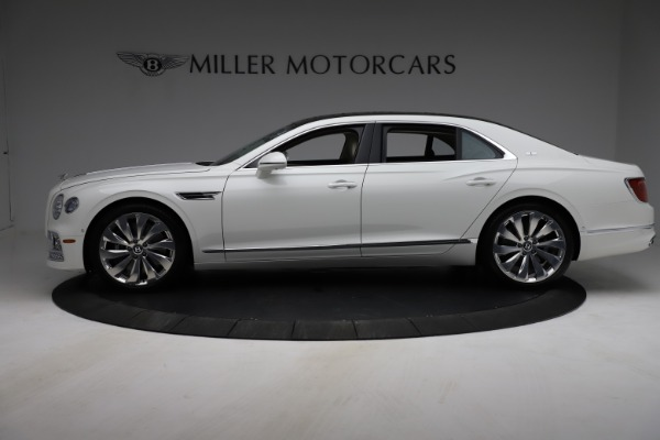 New 2021 Bentley Flying Spur W12 First Edition for sale Call for price at Bentley Greenwich in Greenwich CT 06830 3