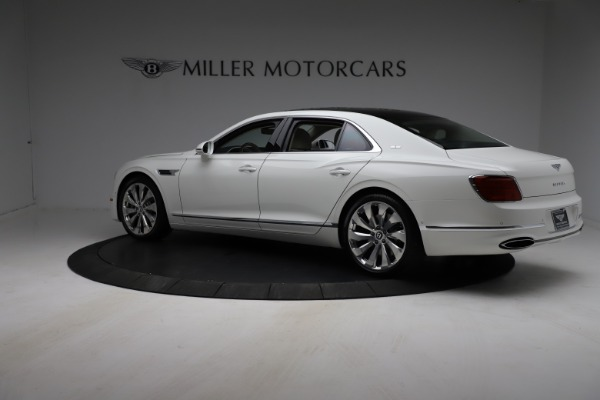 New 2021 Bentley Flying Spur W12 First Edition for sale Call for price at Bentley Greenwich in Greenwich CT 06830 4