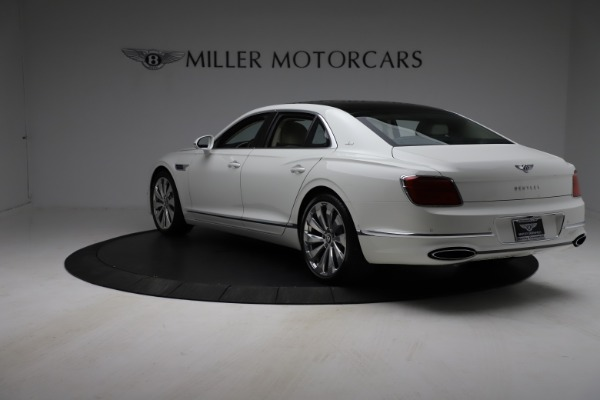 New 2021 Bentley Flying Spur W12 First Edition for sale Call for price at Bentley Greenwich in Greenwich CT 06830 5