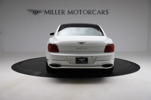 New 2021 Bentley Flying Spur W12 First Edition for sale Call for price at Bentley Greenwich in Greenwich CT 06830 6