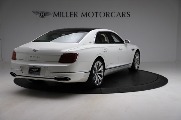 New 2021 Bentley Flying Spur W12 First Edition for sale Call for price at Bentley Greenwich in Greenwich CT 06830 7
