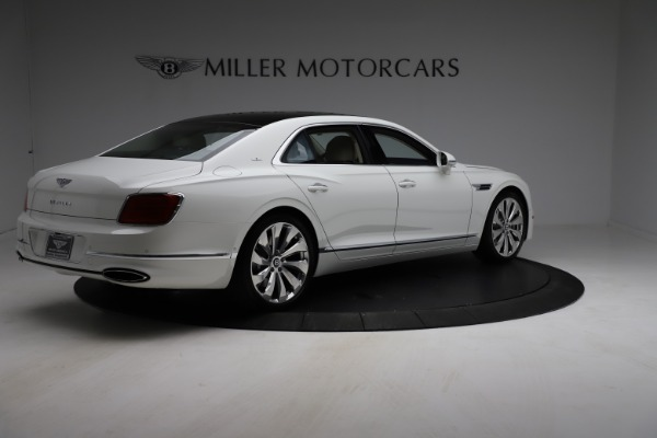 New 2021 Bentley Flying Spur W12 First Edition for sale Call for price at Bentley Greenwich in Greenwich CT 06830 8