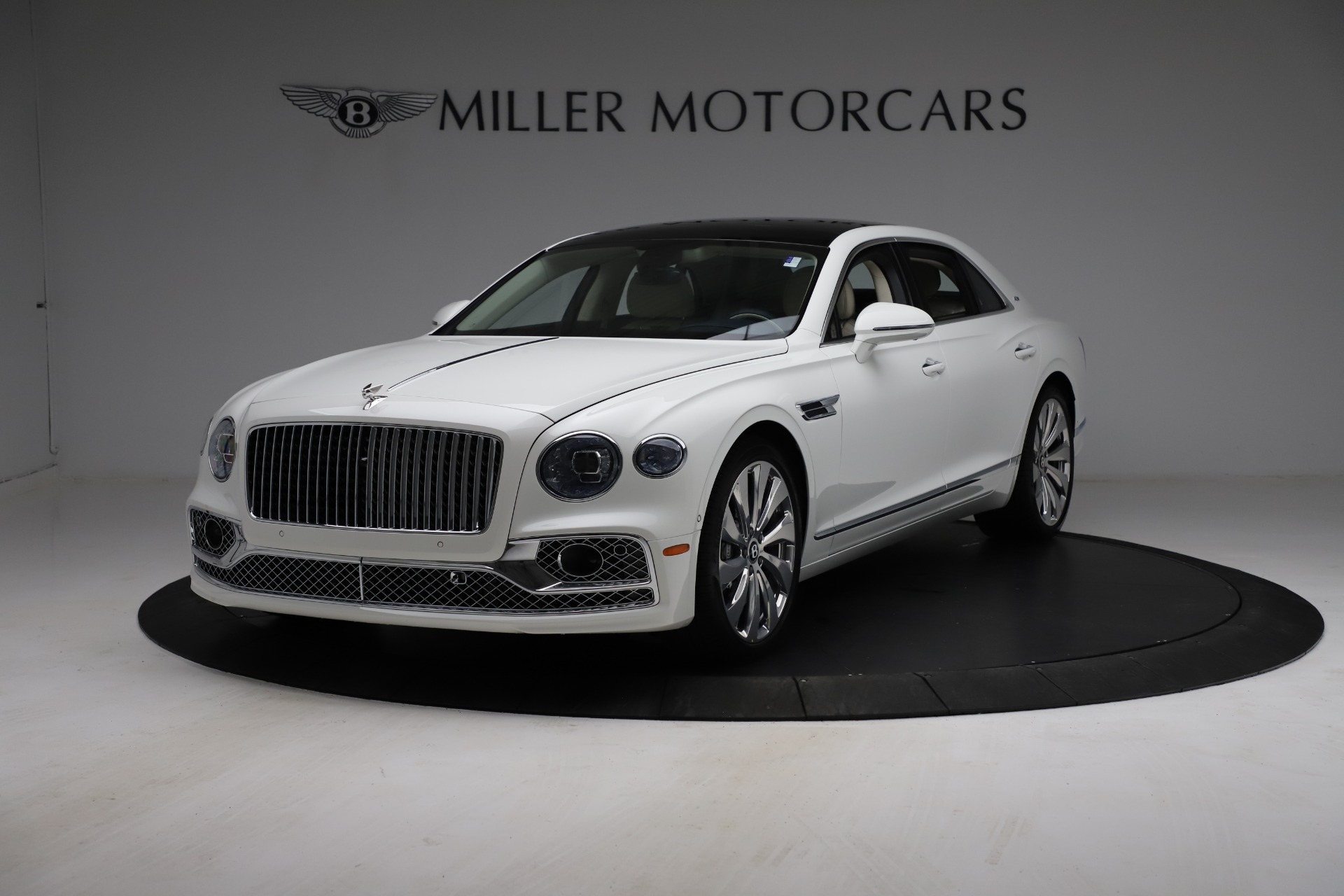 New 2021 Bentley Flying Spur W12 First Edition for sale Call for price at Bentley Greenwich in Greenwich CT 06830 1