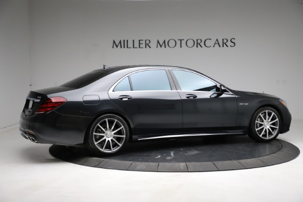 Used 2019 Mercedes-Benz S-Class AMG S 63 for sale $122,900 at Bentley Greenwich in Greenwich CT 06830 14
