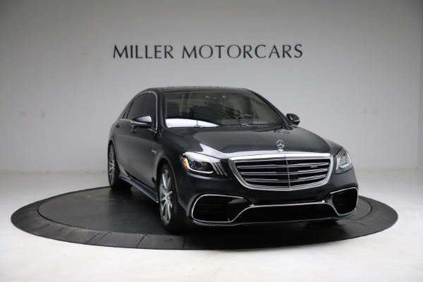 Used 2019 Mercedes-Benz S-Class AMG S 63 for sale $122,900 at Bentley Greenwich in Greenwich CT 06830 20