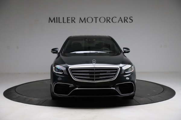 Used 2019 Mercedes-Benz S-Class AMG S 63 for sale $122,900 at Bentley Greenwich in Greenwich CT 06830 21