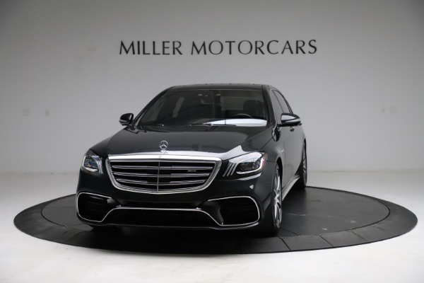 Used 2019 Mercedes-Benz S-Class AMG S 63 for sale $122,900 at Bentley Greenwich in Greenwich CT 06830 22