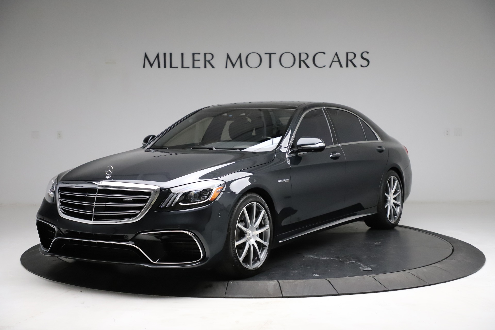 Used 2019 Mercedes-Benz S-Class AMG S 63 for sale $122,900 at Bentley Greenwich in Greenwich CT 06830 1