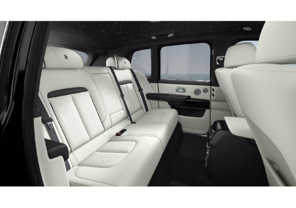 New 2021 Rolls-Royce Cullinan for sale Call for price at Bentley Greenwich in Greenwich CT 06830 6