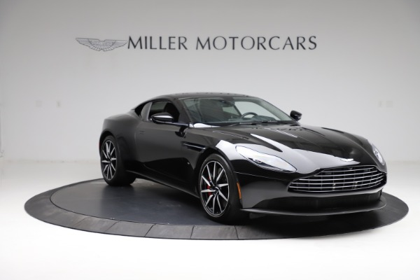 Used 2018 Aston Martin DB11 V12 for sale $159,990 at Bentley Greenwich in Greenwich CT 06830 10