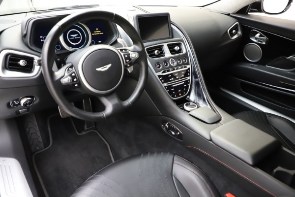 Used 2018 Aston Martin DB11 V12 for sale $159,990 at Bentley Greenwich in Greenwich CT 06830 13