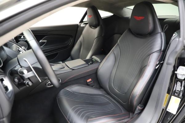 Used 2018 Aston Martin DB11 V12 for sale $159,990 at Bentley Greenwich in Greenwich CT 06830 14