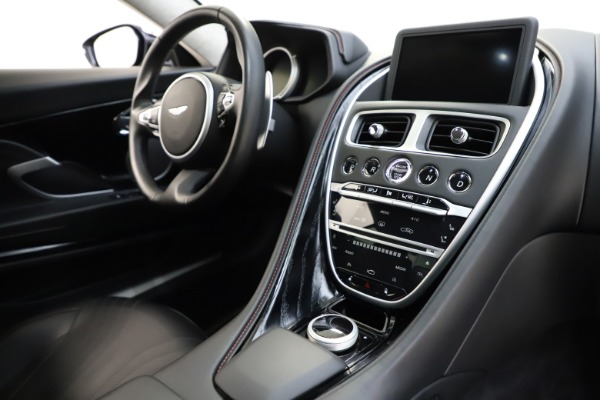 Used 2018 Aston Martin DB11 V12 for sale $159,990 at Bentley Greenwich in Greenwich CT 06830 17