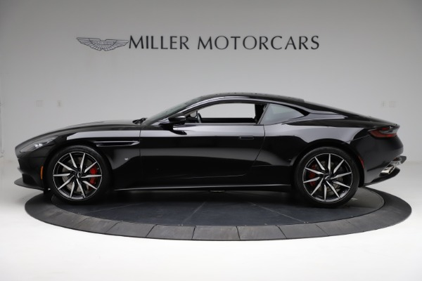 Used 2018 Aston Martin DB11 V12 for sale $159,990 at Bentley Greenwich in Greenwich CT 06830 2