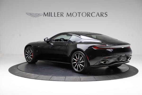 Used 2018 Aston Martin DB11 V12 for sale $159,990 at Bentley Greenwich in Greenwich CT 06830 3