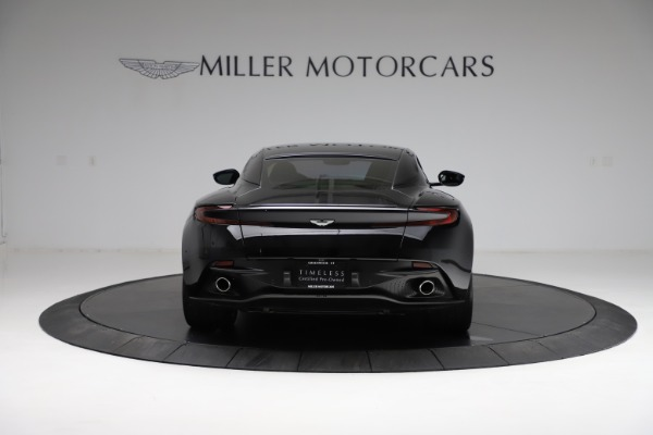 Used 2018 Aston Martin DB11 V12 for sale $159,990 at Bentley Greenwich in Greenwich CT 06830 5