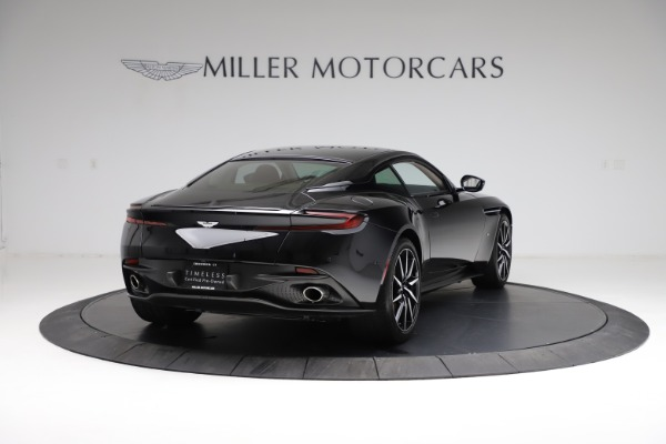 Used 2018 Aston Martin DB11 V12 for sale $159,990 at Bentley Greenwich in Greenwich CT 06830 6