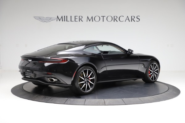 Used 2018 Aston Martin DB11 V12 for sale $159,990 at Bentley Greenwich in Greenwich CT 06830 7