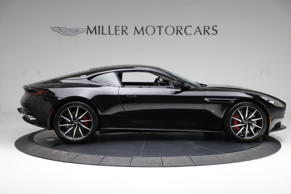 Used 2018 Aston Martin DB11 V12 for sale $159,990 at Bentley Greenwich in Greenwich CT 06830 8
