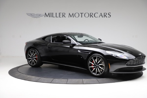 Used 2018 Aston Martin DB11 V12 for sale $159,990 at Bentley Greenwich in Greenwich CT 06830 9