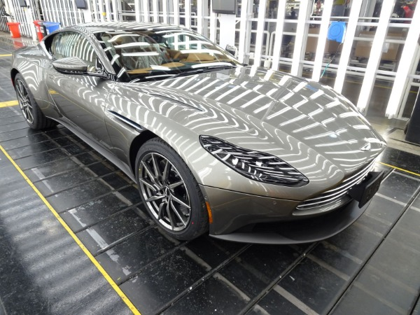 New 2021 Aston Martin DB11 V8 for sale $240,886 at Bentley Greenwich in Greenwich CT 06830 2