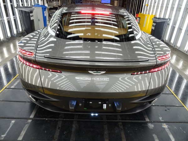 New 2021 Aston Martin DB11 V8 for sale $240,886 at Bentley Greenwich in Greenwich CT 06830 3