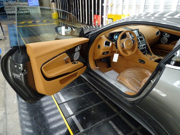 New 2021 Aston Martin DB11 V8 for sale $240,886 at Bentley Greenwich in Greenwich CT 06830 4