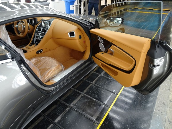 New 2021 Aston Martin DB11 V8 for sale $240,886 at Bentley Greenwich in Greenwich CT 06830 5