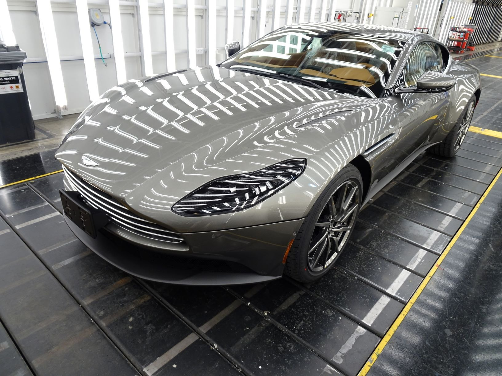 New 2021 Aston Martin DB11 V8 for sale $240,886 at Bentley Greenwich in Greenwich CT 06830 1