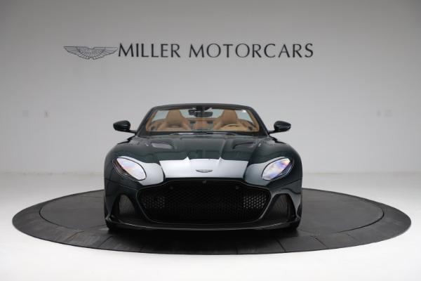 New 2021 Aston Martin DBS Superleggera Volante for sale $392,916 at Bentley Greenwich in Greenwich CT 06830 11