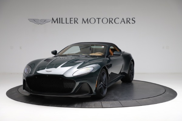 New 2021 Aston Martin DBS Superleggera Volante for sale $392,916 at Bentley Greenwich in Greenwich CT 06830 12