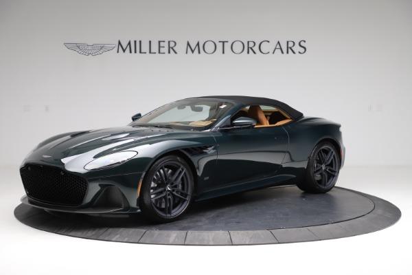 New 2021 Aston Martin DBS Superleggera Volante for sale $392,916 at Bentley Greenwich in Greenwich CT 06830 13