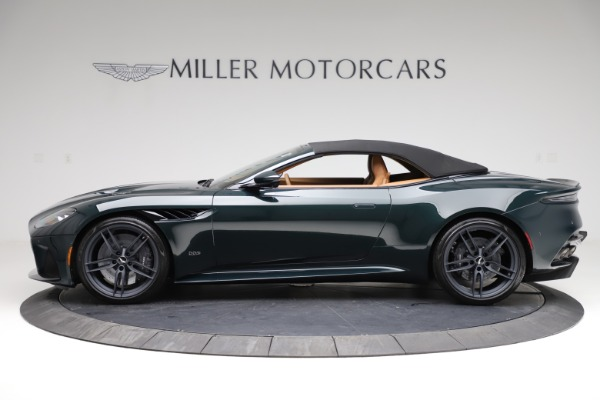 New 2021 Aston Martin DBS Superleggera Volante for sale $392,916 at Bentley Greenwich in Greenwich CT 06830 14