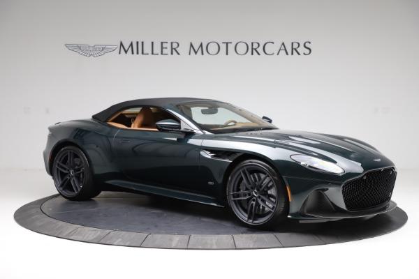 New 2021 Aston Martin DBS Superleggera Volante for sale $392,916 at Bentley Greenwich in Greenwich CT 06830 16