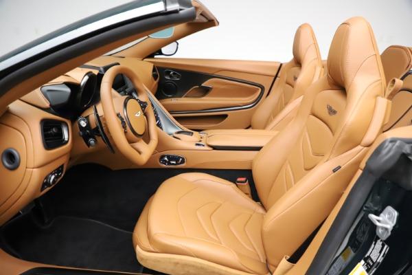 New 2021 Aston Martin DBS Superleggera Volante for sale $392,916 at Bentley Greenwich in Greenwich CT 06830 18