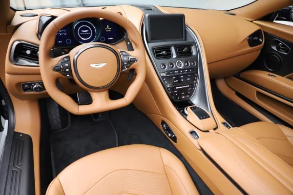 New 2021 Aston Martin DBS Superleggera Volante for sale $392,916 at Bentley Greenwich in Greenwich CT 06830 19