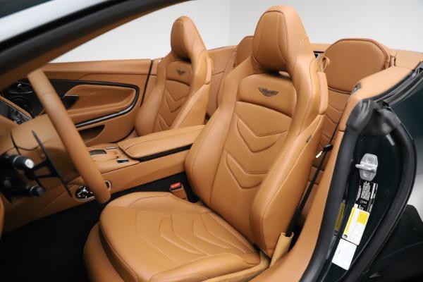 New 2021 Aston Martin DBS Superleggera Volante for sale $392,916 at Bentley Greenwich in Greenwich CT 06830 20