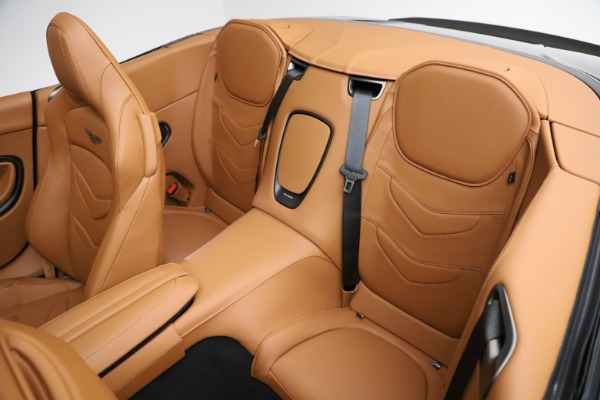 New 2021 Aston Martin DBS Superleggera Volante for sale $392,916 at Bentley Greenwich in Greenwich CT 06830 21