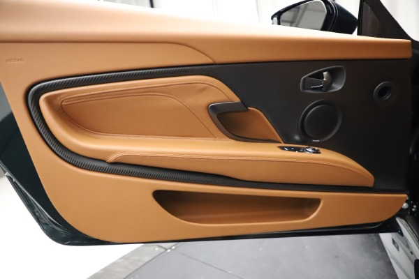 New 2021 Aston Martin DBS Superleggera Volante for sale $392,916 at Bentley Greenwich in Greenwich CT 06830 22