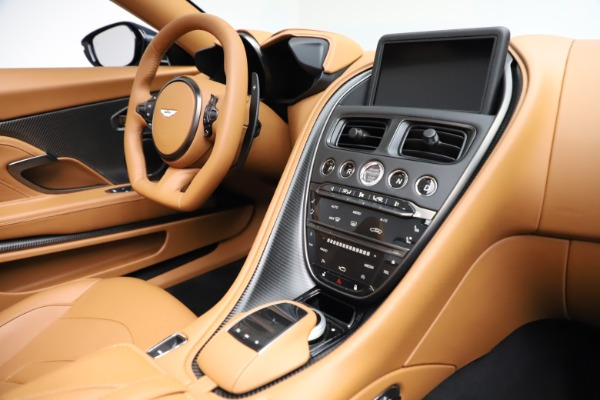 New 2021 Aston Martin DBS Superleggera Volante for sale $392,916 at Bentley Greenwich in Greenwich CT 06830 23