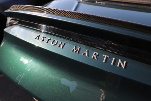 New 2021 Aston Martin DBS Superleggera Volante for sale $392,916 at Bentley Greenwich in Greenwich CT 06830 28