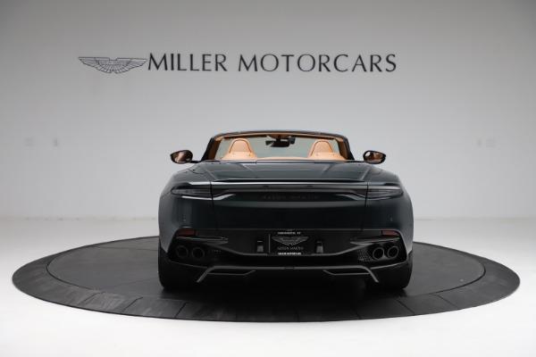 New 2021 Aston Martin DBS Superleggera Volante for sale $392,916 at Bentley Greenwich in Greenwich CT 06830 5