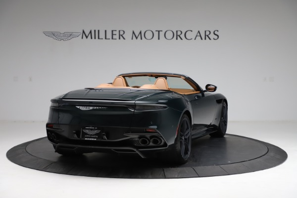 New 2021 Aston Martin DBS Superleggera Volante for sale $392,916 at Bentley Greenwich in Greenwich CT 06830 6
