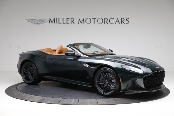 New 2021 Aston Martin DBS Superleggera Volante for sale $392,916 at Bentley Greenwich in Greenwich CT 06830 9