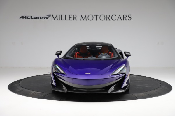 Used 2019 McLaren 600LT for sale $234,900 at Bentley Greenwich in Greenwich CT 06830 11