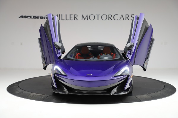 Used 2019 McLaren 600LT for sale $234,900 at Bentley Greenwich in Greenwich CT 06830 12