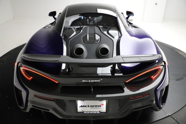 Used 2019 McLaren 600LT for sale $234,900 at Bentley Greenwich in Greenwich CT 06830 26